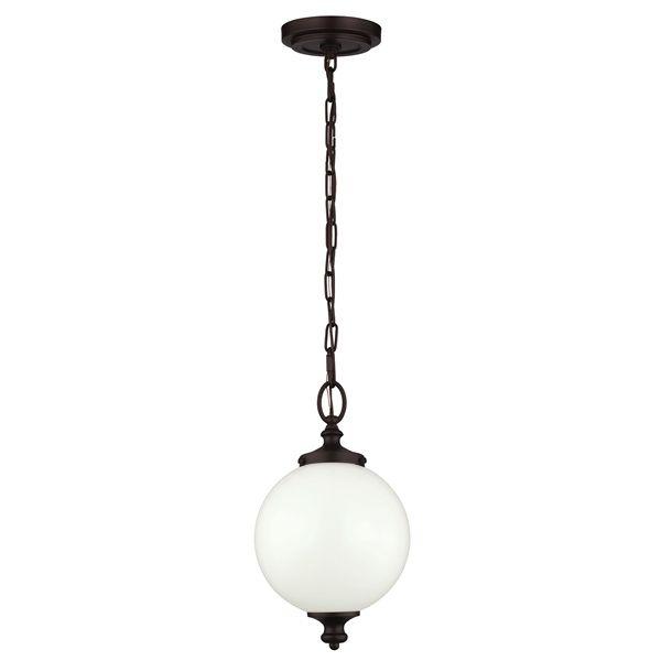 lampa wisząca, klasyczna, szklana