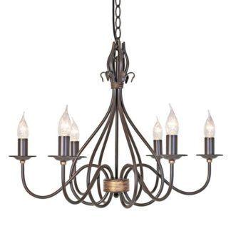 Żyrandol Windermere – Ardant Decor – klasyczne świeczniki