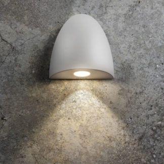 Minimalistyczny kinkiet Orpheus - Astro Lighting - biały, LED
