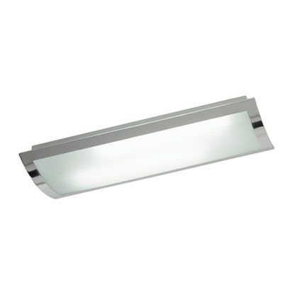 nowoczesna lampa sufitowa, podłużna
