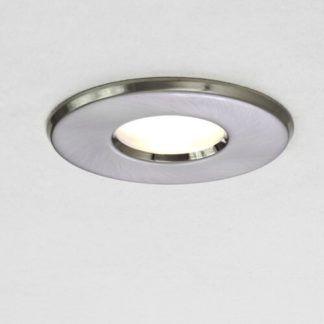 Nowoczesne oczko sufitowe Kamo - Astro Lighting - szczotkowany nikiel