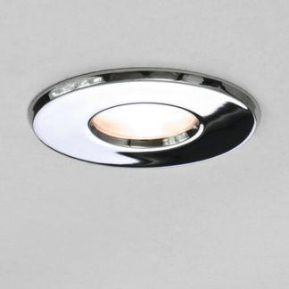 Okrągłe oczko sufitowe Kamo - Astro Lighting - polerowany chrom