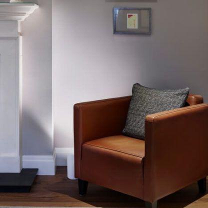 gipsowa lampa stołowa, oryginalna