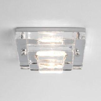 Nowoczesne oczko sufitowe Frascati Square - Astro Lighting - IP65