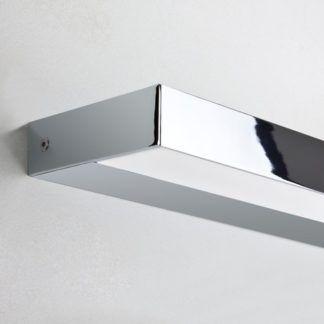 Nowoczesny kinkiet Axios 300 LED - Astro Lighting – podłużny, chrom
