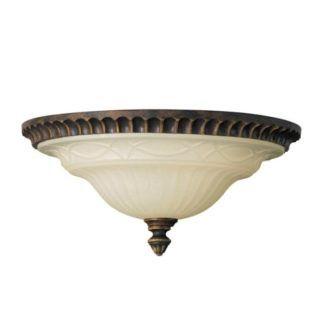 Lampa sufitowa Eleonor – Ardant Decor – brąz, beż