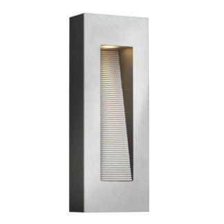 Nowoczesny kinkiet Luna - Ardant Decor - LED, srebrny