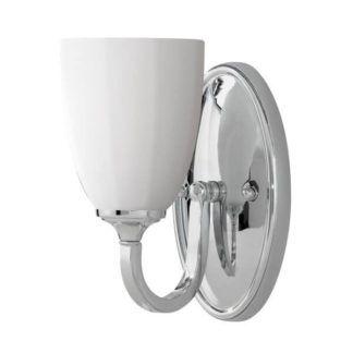 Kinkiet łazienkowy Perry - Ardant Decor - szklany, srebrny