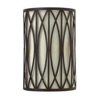 Lampa ścienna Walden -Ardant Decor - klasyczna, brązowe wykończenia