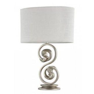 Elegancka lampa stołowa Lantana - Maytoni - dekoracyjna podstawa