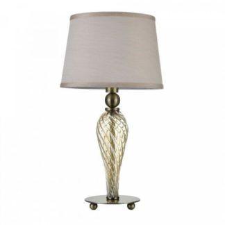 Lampa stołowa Murano - Maytoni - szklana podstawa