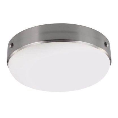 szklany plafon w stylu industrialny, srebrna oprawa