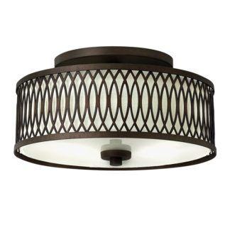 Oryginalna lampa sufitowa Walden – Ardant Decor - brązowa