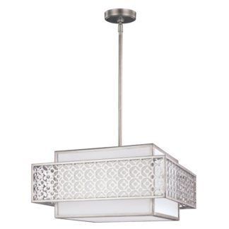 Nowoczesna lampa wisząca Kenney – Ardant Decor - geometryczny kształt