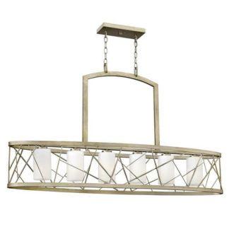 Lampa wisząca Nest - Ardant Decor - ażurowy klosz