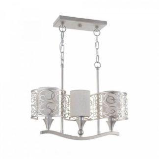Stylowa lampa wisząca Venera - Maytoni - metalowe dekory