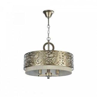 Lampa wisząca Venera - Maytoni - jasny abażur