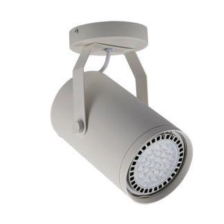 Nowoczesny reflektor sufitowy Box - Zuma Line - biały regulowany