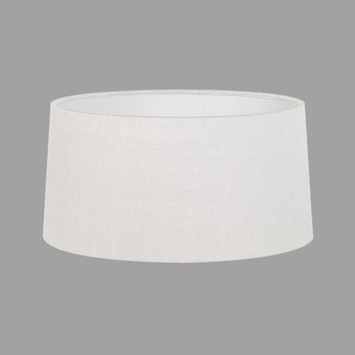 biały abażur do lampy podłogowej