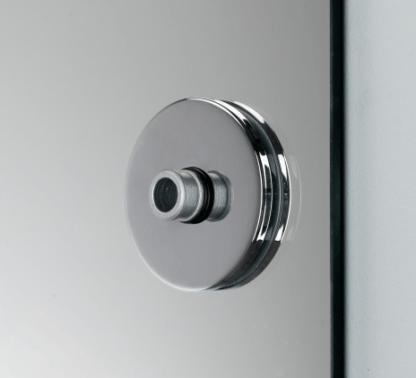 Adapter umożliwia zamocowanie kinkietu bezpośrednio na lustrze Astro