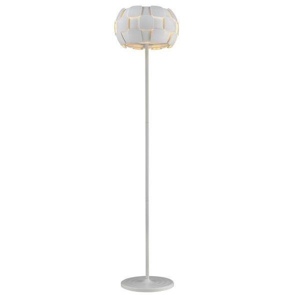 nowoczesna lampa podłogowa, aranżacja salon