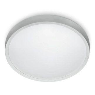 Lampa sufitowa Altus 2700K - Nordlux - szara, moduł LED