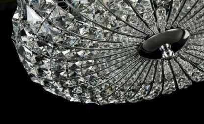 kryształowy plafon, styl pałacowy