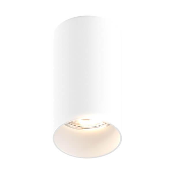 lampa sufitowa tuba, nowoczesna