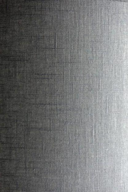 szary, tekstylny abażur