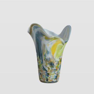 Lampa stołowa Lava - szklana, wazon