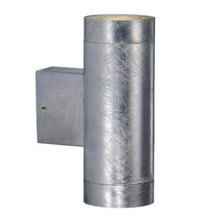 Srebrny kinkiet Castor Maxi - Nordlux - IP54