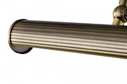 metalowy,klasyczny kinkiet