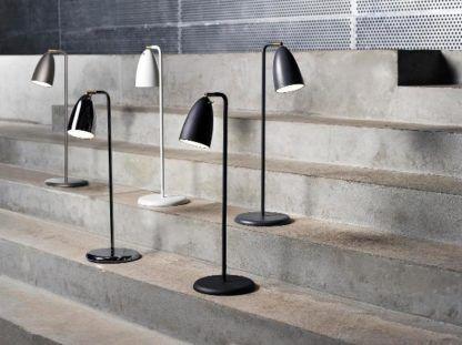 metalowa lampa biurkowa różne kolory