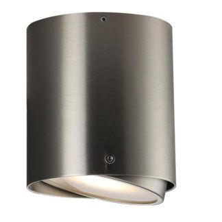 Lampa sufitowa IP S4 - Nordlux - DFTP - stalowa, IP44