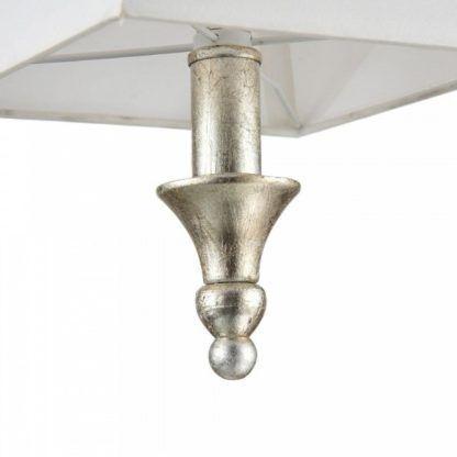elegancka lampa wisząca ze złotym zawieszeniem, modern classic