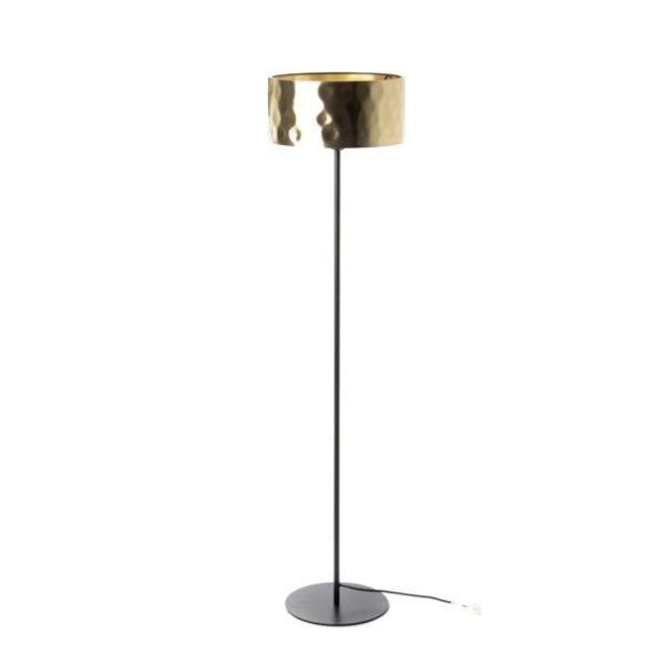 metalowy klosz do lampy podłogowej