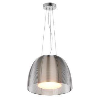 Efektowna lampa wisząca Filo - podwójny klosz, nowoczesna