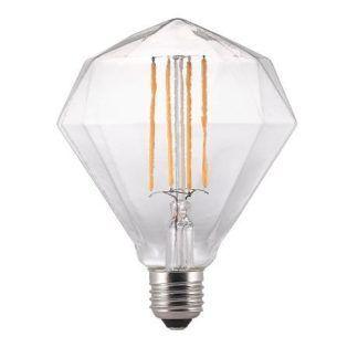 Geometryczna żarówka dekoracyjna w nowoczesnym kształcie E27 LED - Nordlux