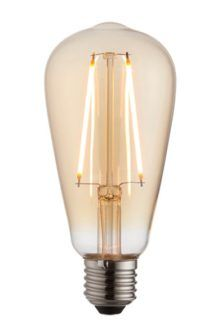 Żarówka edisona Retro, Industrialna - Endon - dekoracyjny żarnik LED