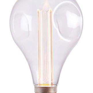Nowoczesna bezbarwna żarówka industrialny styl - Endon - LED dekoracyjny