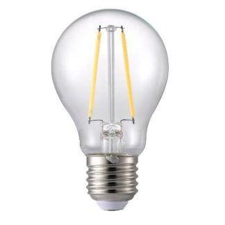 Nowoczesna żarówka dekoracyjna E27 4.6W LED - Nordlux - złota kula