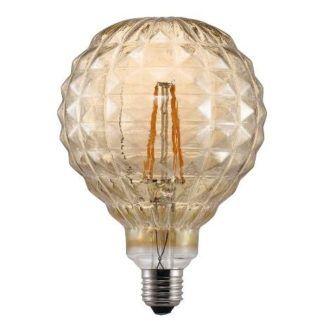 Żarówka dekoracyjna glamour E27 LED - Nordlux - kryształowe zdobienia