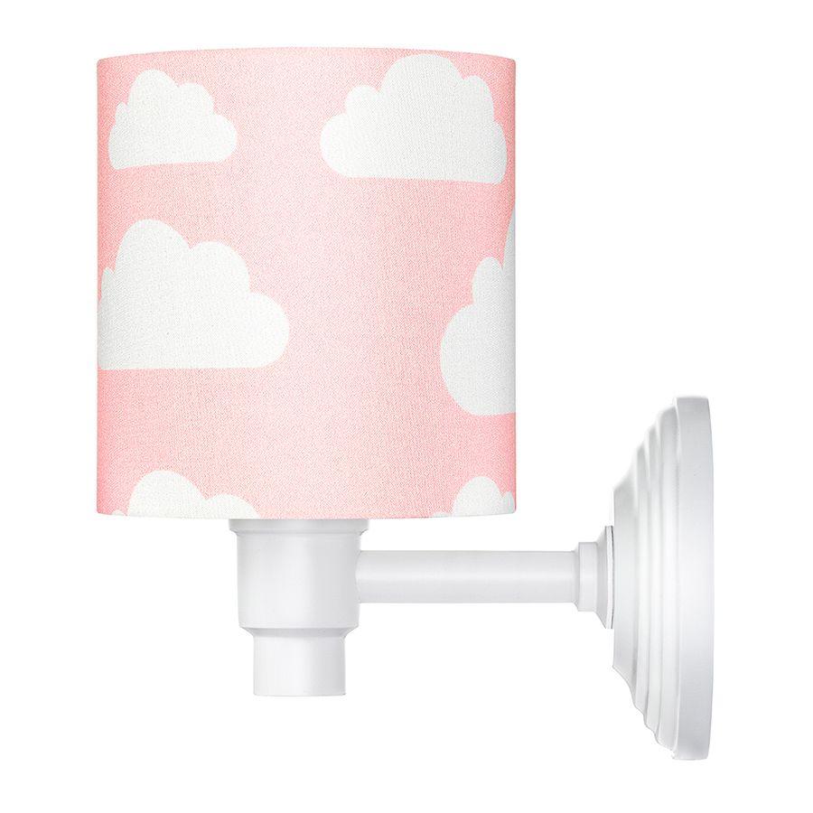 pokój dziewczynki oświetlenie chmurki