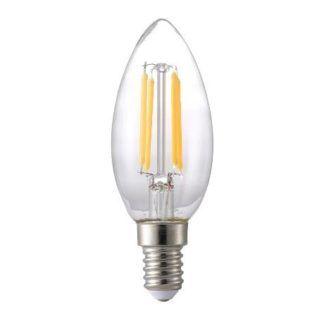 Dekoracyjna żarówka LED - E14 4,8 W DIM - Nordlux - możliwość przyciemniania