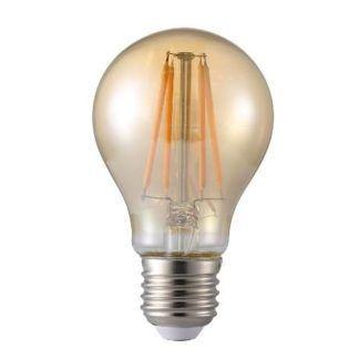 Żarówka Edisona z pręcikami LED przyciemniana E27 2,8 W - Nordlux - transparentna