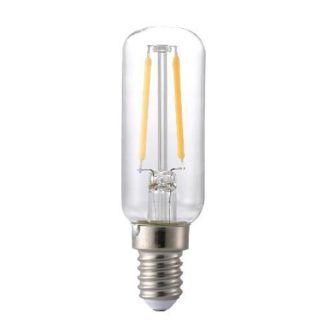 Dekoracyjna cienka żarówka LED - Nordlux - transparentna, podłużna