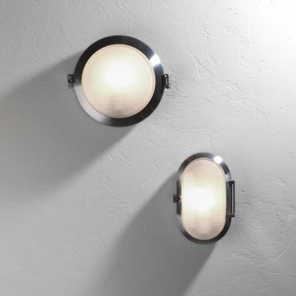 Kinkiet Toronto Oval - dwie lampy obok siebie