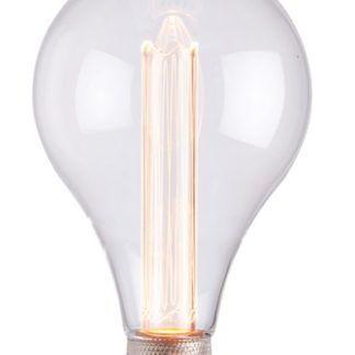 Starodawna żarówka dekoracyjna Retro LED E27 - Endon - bezbarwna duża