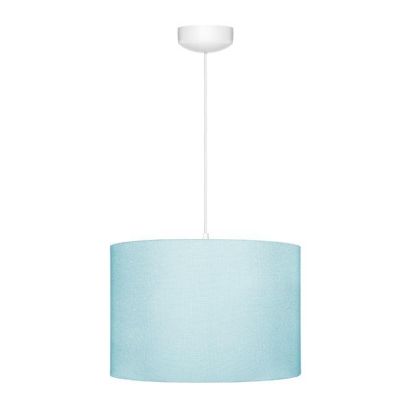 niebieska lampa wisząca pokój dziecięcy