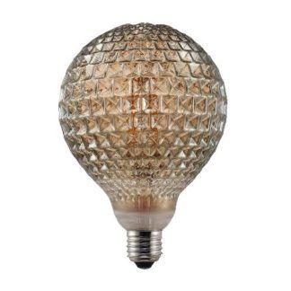 Żarówka dekoracyjna w stylu modern classic lub glamour LED E27